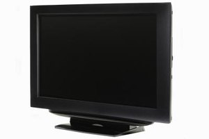 Today's flat-screen televisions are larger and thinner than older CRT models but use more energy.