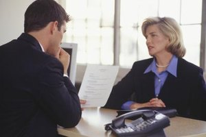Screening job applicants is an important HR duty.