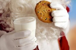 Kids can enjoy breakfast with Santa at several Chicagoland locations.