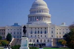A Masters Degree in political science can launch a career in Washington, DC