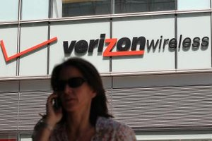 Verizon customer