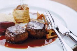 Beef tenderloin is especially tender when slow roasted, such as in stoneware.