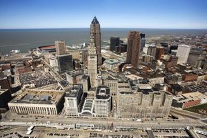 Properties in cities like Cleveland frequently get transferred with warranty deeds.