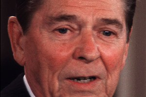 How Did Ronald Reagan Characterize His Policy Toward the Soviet Union?