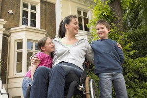 Do Children Receive SSI Benefits if a Parent Is Disabled?