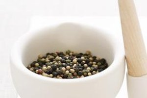 Pepper adds spice and heat to foods but can be overpowering in large quantities.