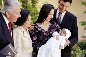 What is the Difference Between a Baptism and a Christening?
