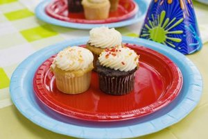 Cupcakes filled or frosted with cream cheese need refrigeration.
