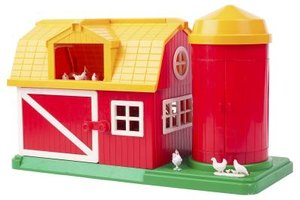 Sing with your toddler about the farm and its animals.