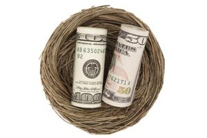 Each spouse can have an IRA, doubling the couple's nest egg.