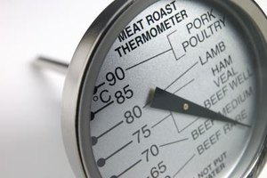 A good meat thermometer helps prevent tough, overcooked steak.