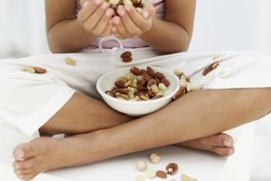 Introduce nuts to your child's diet carefully.
