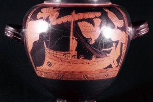 Why Do Odysseus' Men Eventually Lose the Battle They Had Won Against the Cicones?
