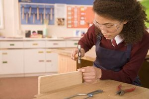 Help your teen enjoy woodworking, while making safety precautions a top priority, too.