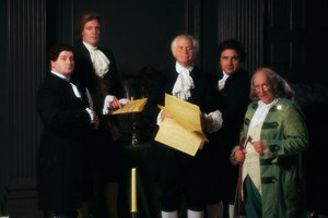 Which Colony Didn't Send Anyone to the First Continental Congress Meeting?