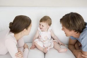 What your baby wants most of all is your undivided attention.
