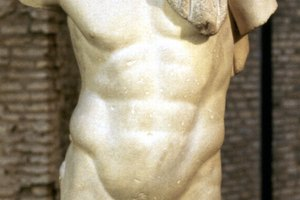 The Ancient Greek View of the Male Body