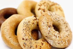 Turn leftover bagels into crispy, crunchy chips.