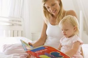 Reading to your toddler at an early age encourages a lifelong love of books.