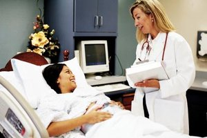 Obstetricians oversee pregnancy and childbirth, while gynecologists focus on womens' health.
