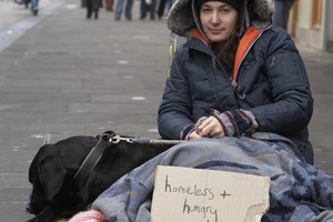 The Effects of Homelessness on Society