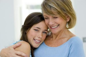 Teens need support, love and guidance from parents.