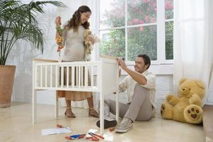 Expectant parents often aren't sure what they need before the baby arrives.