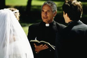 An evangelical license affords an individual many privileges, including the ability to officiate weddings.