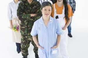 The Army uses civilian professionals in numerous vital roles.