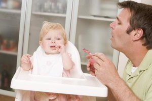 Getting a baby with a feeding aversion to eat can try your patience.