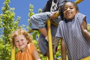 Playground rules help keep kids safe, and encourage them to engage in healthy social interaction.
