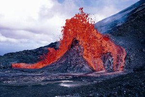 Not all volcanoes are the same.
