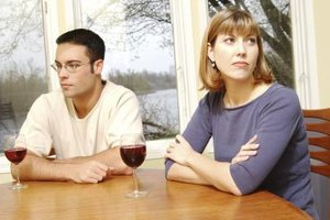A counselor can work with married couples to resolve communication problems.