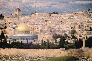 Important Cities in the Jewish Faith