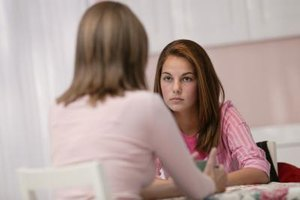 Take time to discuss your teen's feelings about your remarriage.