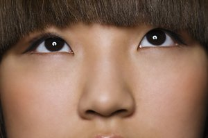How to Cut Bangs on the Front of the Face