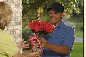 How to Tip for a Flower Delivery