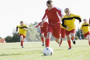Your teen can start playing team sports.