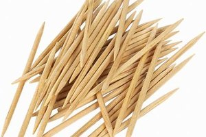 A simple pile of toothpicks can turn into a memorable game.