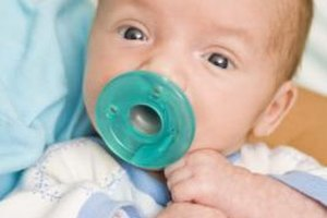 Use pacifiers with caution with your newborn.
