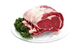 Oxygen and lighting affect meat color.