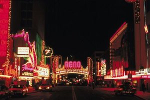 Reno is a playground for adults and kids.
