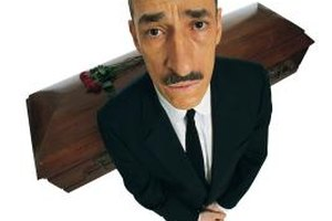 Funeral directors earned the highest salaries in Massachusetts and New Jersey.