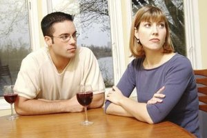 Learn how to understand your spouse's negative energy.