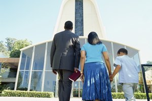 The Proper Etiquette for Church Ushers