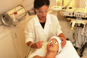 Microdermabrasion may reduce the appearance of age spots.