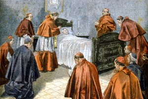 Catholic Rituals for the Sick or Dying