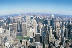 New York City ranks as one of the most powerful financial hubs in the world.