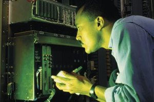 A certificate in industrial technology can qualify you for many careers.