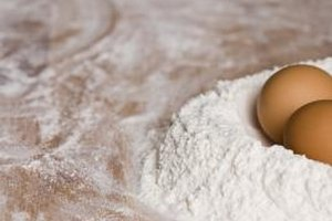 White flour can be stored longer than whole grain products.